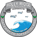 Holly Ridge Town Seal